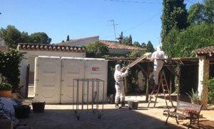 Retirada amianto Barcelona