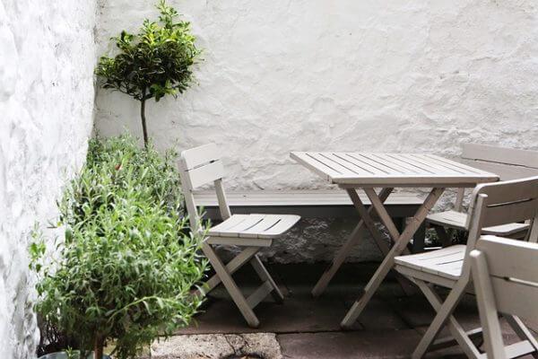 patios interiores en Barcelona