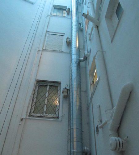 Reformas de patios de luces en Barcelona